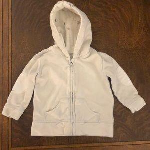 Aden & Anais hooded sweatshirt